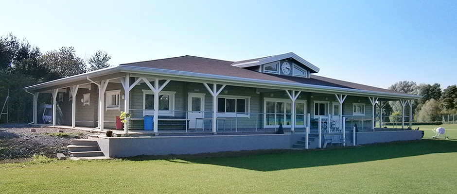 Stroud Cricket Club Pavilion